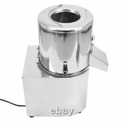 110V 550W Electric Vegetable Chopper Grinder Commercial Food Processor Machine