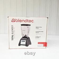 BLENDTEC Total Blender Classic Series Mixer Food Processor Ice Crush Smoothie