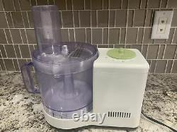 BRAUN MULTIPRACTIC FOOD PROCESSOR 4259 -Made in Germany