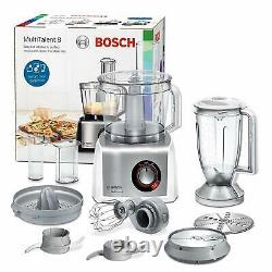Bosch MC812S820 Multitalent 8 Processor Food Robot Of Kitchen 50 Functions