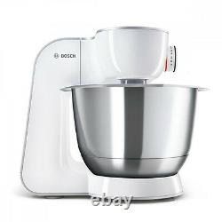 Bosch MUM58243 Food Processor 3D PlanetaryMixing 1000W White 3.9L Genuine New