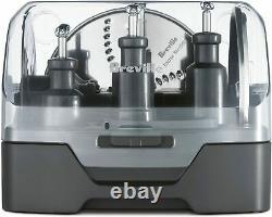 Brand New Breville BFP800BSXL Sous Chef 16 Pro Food Processor Black Sesame