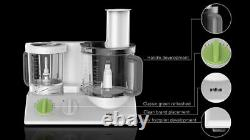 Braun FX3030 220 Volt Food Processor With 7 Attachments (Non-USA) for Europe