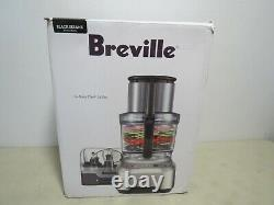 Breville BFP800XL Sous Chef 16 Cup Food Processor Black Sesame New AS IS