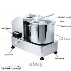 Commercial Electric 950W 9L Food Processor Vegetable Slicer Cutter