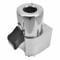 Commercial Electric Vegetable Chopper Grinder Cutting Machine Food Processor