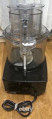 Cuisinart 14 Food Processor Custom 14-Cup DFP-14BCWN