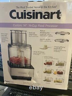Cuisinart DFP-14BCNY 14 Cups Full-Size Food Processor