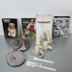 Cuisinart DLC-7 Pro Food Processor Commercial Home Accessories Made in Japan