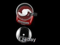 Food Processor 7 Cup Work Bowl Internal Adjustable Reversible Slicing Disc NEW