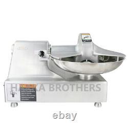 Hakka 5.5L 10L Commercial Buffalo Chopper Bowl Cutter Mixer Food Processor