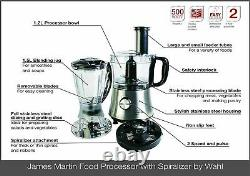 James Martin By Wahl ZX971 Compact Food Processor