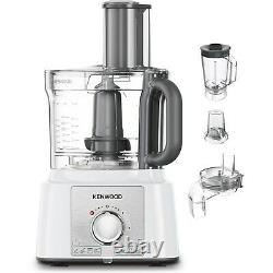 Kenwood FDP65.860WH Multipro Express Food Processor White