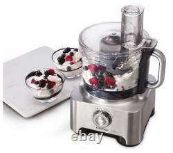 Kenwood FPM810 Multipro Sense Food Processor & Blender Silver