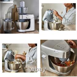 Kenwood Prospero Plus Stand Mixer in Silver KHC29. N0SI 1000W Baking Durable NEW
