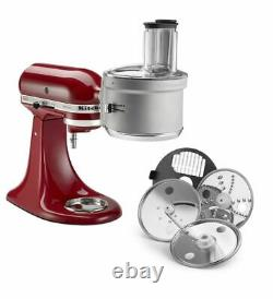 KitchenAid Exact Slice Food Processor Attachment withDicing Kit Fits All Stan