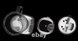 KitchenAid RKFP1466CU 14-Cup Food Processor, Contour Silver (Refurbished)