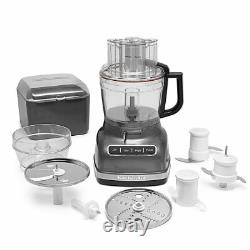 KitchenAid R-KFP1133QG 11C WIDE MOUTH FOOD PROCESSOR With LARGE EXACT SYSTEM