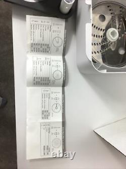 Kitchenaid 13-Cup Architect Food Processor Exact Slice System KFP1333 Used