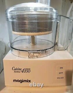 Magimix 4100 Food Processor