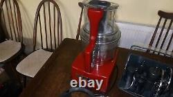 Magimix 4200XL food processor complete and boxed