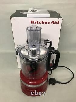 New Ex DISPLAY KITCHENAID 5KFP0719BER Food Processor 250W 1.7L Empire Red