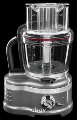 New KitchenAid KFP1642MS Pro Line Series 16 Cup Food Processor Shredder Chopper