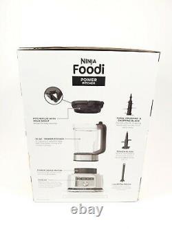Ninja Foodi Power Pitcher 4in1 Blender Food Processor SS201 New Sealed