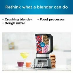 Ninja Foodi Power Pitcher System SS200 Crush Smoothie Food Processor Dough