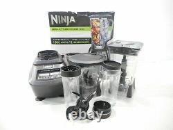 Ninja Mega Kitchen System Blender/Food Processor BL770 With 1500W
