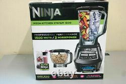 Ninja Mega Kitchen System Blender Food Processor BL770 With 1500W Fast Shipping