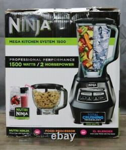 Ninja Mega Kitchen System Blender Food Processor Mixer BL770 1500W