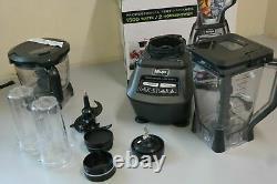 Ninja Mega Kitchen System Blender Food Processor Mixer BL770 1500W (N18D)