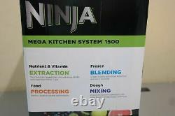 Ninja Mega Kitchen System Blender Food Processor Mixer BL770 1500W (OB-27D)