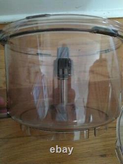 Vintage Bosch Universal Mixer Blender Food Processor MUM 60 40 70 with Attachments