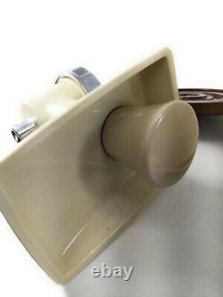 Vintage Oster 12 Speed Regency Kitchen Center Meat Grinder Food Processor/Mixer
