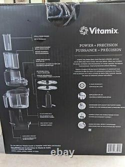 Vitamix 12-Cup Food Processor Attachment PLUS Under-Blade Scraper & Spatula