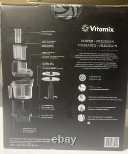 Vitamix 12-Cup Food Processor Attachment Self Detect A2300 A2500 A3300 A3500