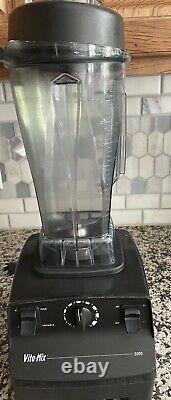 Vitamix Super 5000 Juicer Food Processor Blender Vita Mix USA Black VM03