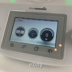 Vorwerk Thermomix TM5 Food Processor and Accesories