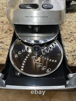 Wolfgang Puck 12 Cup Food Processor Model # WPMFP15 NWOB