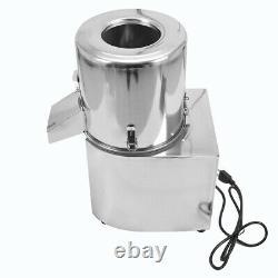 110v 550w Machine De Traitement Commercial Des Aliments De Broyeur De Légumes Électriques