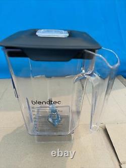 Blendtec Total Blender, Wildside Jar Noir