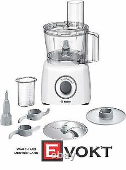 Bosch Mcm3100w Robot Culinaire Multitalent3 800w 2 Vitesses 2.3l (220 Volts Seulement)