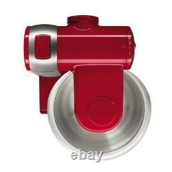 Bosch Mum48r1 Robot Culinaire Avec Accessoires Rouges Nouveau