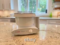 Bosch Universal Plus Stand Mixer 800 W- Blanc