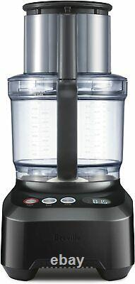 Brand New Breville Bfp800bsxl Sous Chef 16 Pro Processeur Alimentaire Sésame Noir