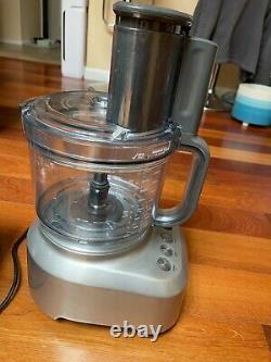 Breville Bfp800xl Sous Chef 16 Tasse Processeur D'aliments En Acier Inoxydable