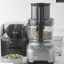 Breville Bfp820xl Sous Chef 16 Tasse Processeur Alimentaire- Acier Inoxydable