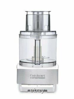 Cuisinart Custom 14-cup Processeur Alimentaire Blanc